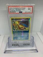 2009 Pokemon Shiny Milotic SH7 Reverse Holo Supreme Victors PSA 9 MINT