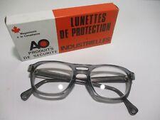 American Optical Eyeglasses Navigator True Vintage Steampunk AO Glass 50 New