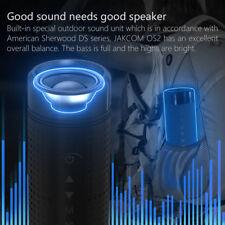 jakcom Outdoor Bluetooth Speaker Waterproof 5200mAh Power Bank Bicycle Port Z4X3