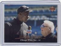 (3) MICHAEL JORDAN ALL BASEBALL ROOKIES BULLS HARRY CARAY CHICAGO WHITE SOX RC