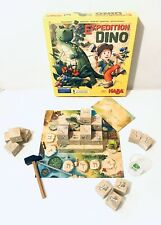 Rare Expedition Dino Board Game Haba Made In Germany Dinosaur Expedition Game