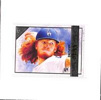2020 Topps Gallery #119 Dustin May NM-MT RC Rookie Los Angeles Dodgers ID:841