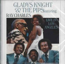 Gladys Knight & the Pips Featuring Ray Charles - Live in Los Angeles  cd