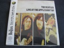 BEATLES, Live At The Apple Rooftop, London 1969, CD Mini LP, EOS-294