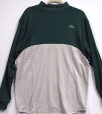 Rawlings Adult Baseball/Softball PMTU Mock Turtle Neck Undershirt Green/Gray XL