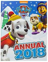 Nickelodeon PAW Patrol Annual 2018 (Annuals 2018),Parragon Books Ltd