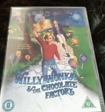 Willy Wonka And The Chocolate Factory DVD (Charlie &) Gene Wilder Original n/s