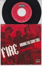 FIRE * Round The Gum Tree * 1968 German 45 * UK PSYCH FREAKBEAT * Hear!