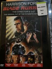 """New listing (1997) """"Blade Runner"""" Harrison Ford The Directors Cut New Factory Sealed Dvd"""