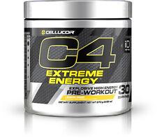 Cellucor C4 Extreme Energy, Lemon Drop, 30 Serving