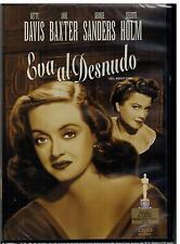 Eva al desnudo (DVD Nuevo)