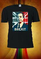 Nigel Farage Brexit Men Women Unisex T Shirt T-shirt Vest Baseball Hoodie 3171