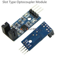 125pcs Slot Type Ir Optocoupler Speed Sensor Module Lm393 For Arduino