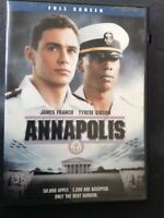 Movie DVD ANNAPOLIS, James Franco & Tyrese Gibson,Full Screen, Used