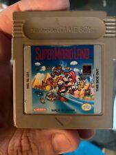 Super Mario Land Gameboy - GAME CARTRIDGE ONLY