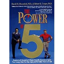 The Power of 5: Hundreds of 5-Second to 5-Minute Scientific Shortcuts to Ignite