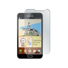 4 x Samsung Galaxy Note Film de Protection Mat Protecteurs Écran