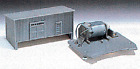 Atlas # 2791 Motor Drive Unit  For Turntable 2790  N Scale  MIB