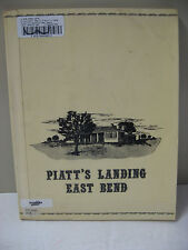 PIATT'S LANDING EAST BEND Boone County Northern Kentucky NKY History Genealogy