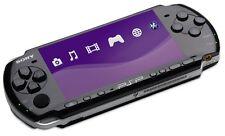 PSP 3000 Refurbished Set Black Color Full Set Bundle [Free Shipping]