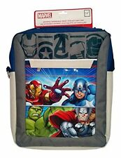 "MARVEL / The Avengers - EXPANDABLE 14"" TABLET TOTE [2015] NEW w STRAP - eKids"