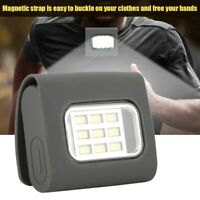USB Rechargeable LED Wall Light Motion Sensor Security Lamp Outdoor Running Lamp