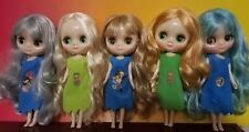Factory Middie Type Blythe Doll - Various Colors - Choice of Color