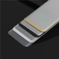 for Apple iPhone X 6s 7 8 Plus 5d Full Cover Tempered Glass Screen Protector for Samsung S9 Gold (5d Tempered)