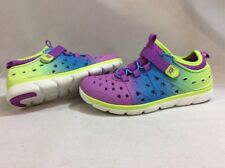 Stride Rite Made 2 Play Girls Athletics Shoes, Size 13  Magenta Mult Eur 31