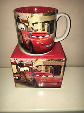 Boxed Disney Store exclusive Classics Mug 2009 Cars Pixar Coffee Cup