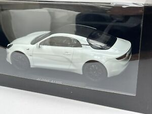 ALPINE RENAULT A110 in blue or white 2017/19 1:18 NOREV 7711780356 or 6020080269