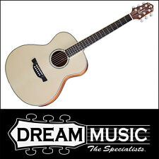 Crafter CA A/N Castaway 3/4 Spruce Top Mahogany Back/Sides Natural Gloss RRP$599