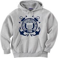 US Coast Guard hooded sweatshirt hoodie sweater United States coast guard uscg