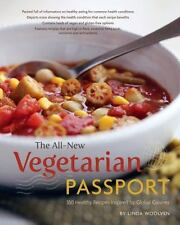The All-New Vegetarian Passport by Linda Woolven (2013, Paperback)