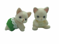 Calico Critters Sylvanian Families Lopez Chihuahua Family Twin Babies