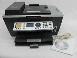 LEXMARK X8350 All-In-One Plus Photo Inkjet Small Business Printer FAULTY