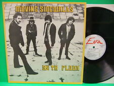 Moving Sidewalks 99th Floor 1982, French Import, Billy Gibbons ZZ Top LP