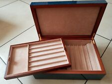 Cave à stylos display écrin coffret plume case fountain pen nib writing #16