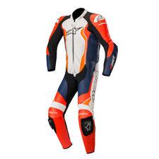 Alpinestars GP Force Cuir 1PC SPORTS MOTO de Piste Course Costume-Repsol