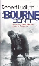 THE BOURNE IDENTITY, ROBERT LUDLUM, PAPERBACK