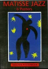 Henri Matisse Posterbook Jazz. Bildbeschreibung in de...   Book   condition good