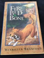 Fire, Bed, and Bone by Branford Hunting Dog Story Book Set In 1381 England