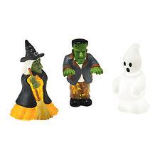 SVH Lit Halloween Lawn Decor Snow Village Halloween Dept 56 NEW 4054267