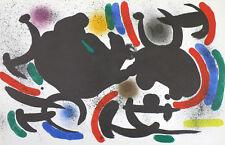 Joan Miro Lithographs Volume 1 (CB.160) - Original Lithograph VII (M.863), 1972
