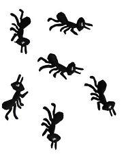 4055L Lot 6 Pcs Ant Embroidery Iron On Appliqué Patch---Left