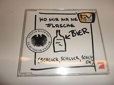 CD  Stefan Raab feat.  DJ Bundeskanzler  – Ho Mir Ma Ne Flasche Bier (Schluck,