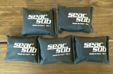 Five Seac Sub 1 kg Soft Weights (Made in Italy)