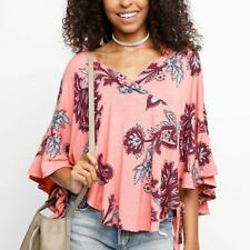 NEW FREE PEOPLE Maui Wowie Top XS