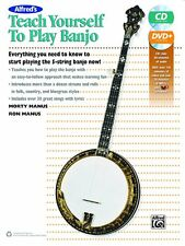 Alfred's Teach Yourself to Play Banjo: Everything You Need to Know to Start Play