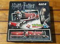 Wrebbit 3D Harry Potter Hogwarts Express 460 piece puzzle Wrebbit Jigsaw